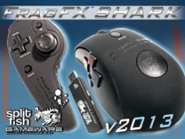 FragFX Shark PS3 (PC/MAC) V2013